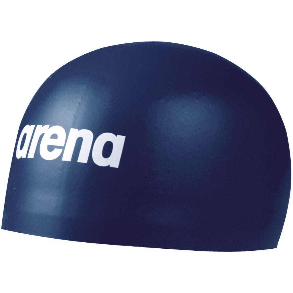 Produktbild von arena 3D Soft Schwimmkappe - navy