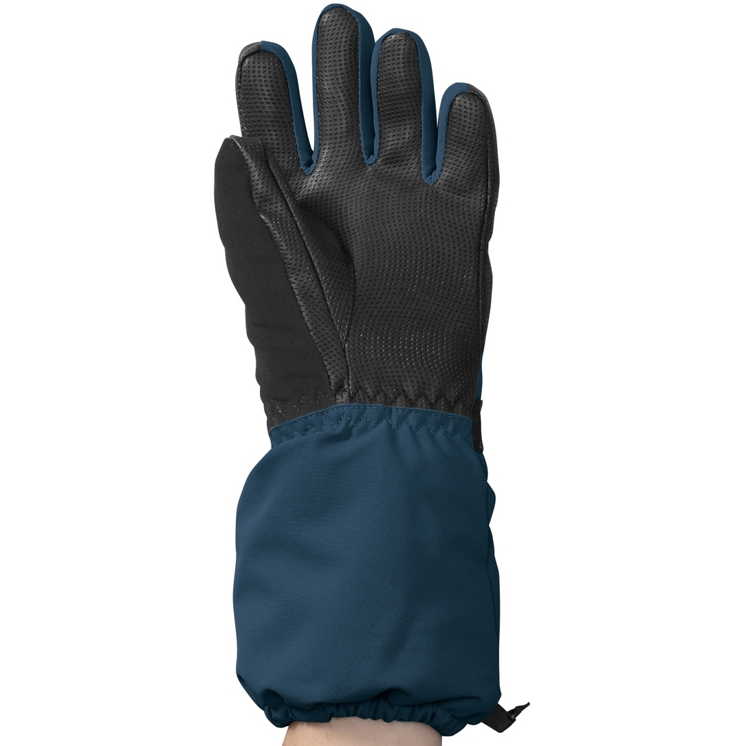 Image of Vaude Kids Snow Cup Gloves - dark sea