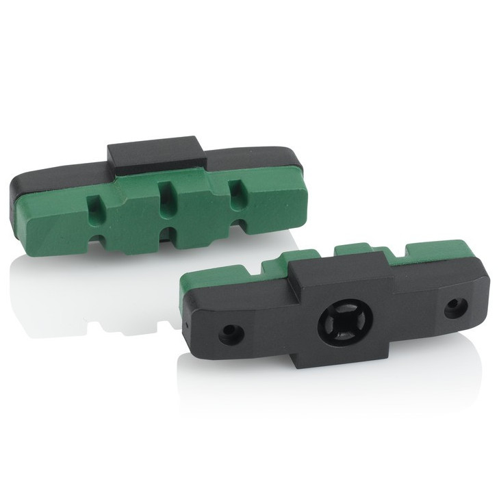 XLC Brake Pads for Magura (2 pcs.) - OEM - green