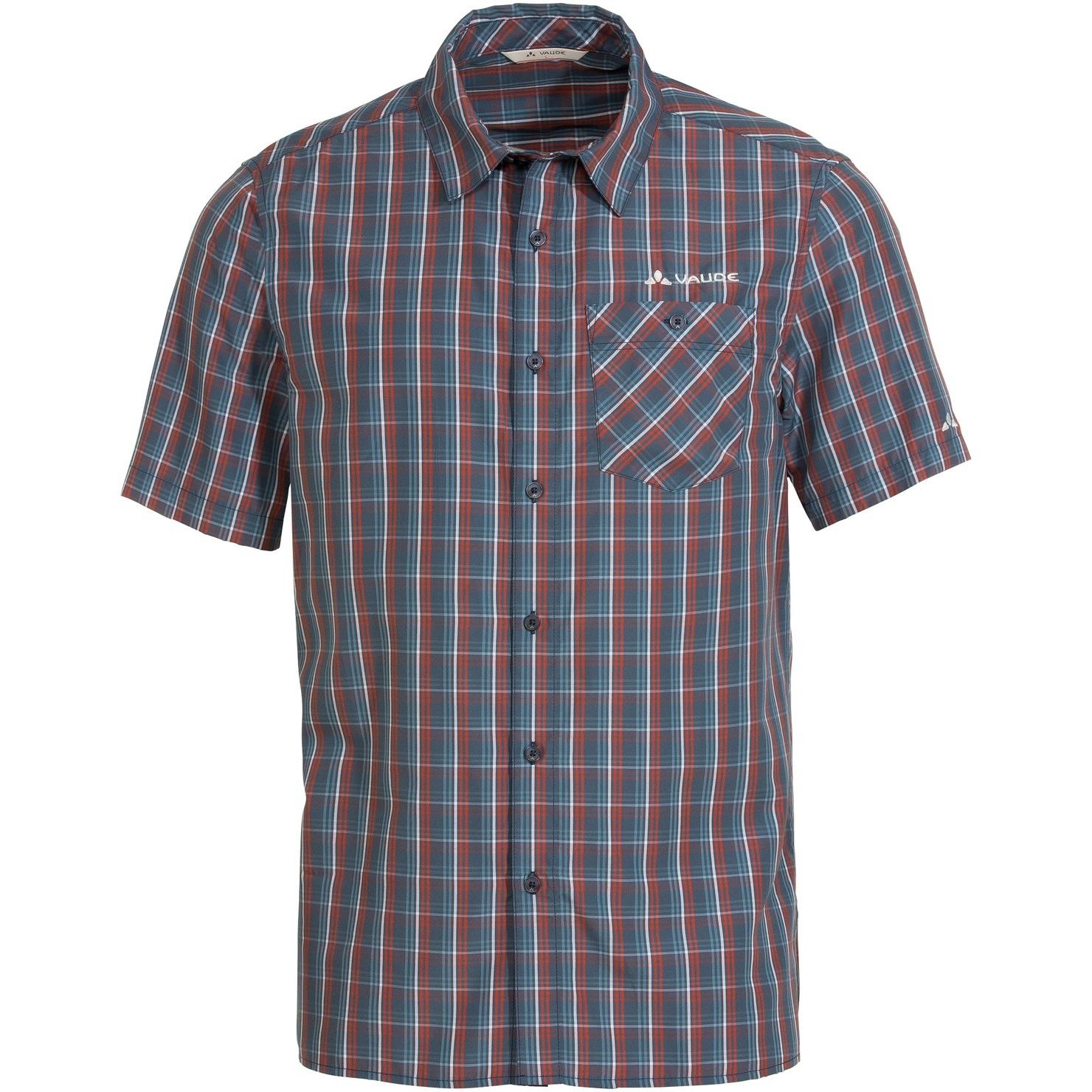 Vaude Albsteig Shirt II - steelblue