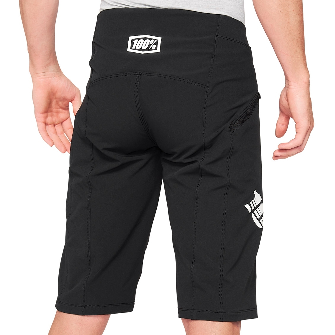Imagen de 100% R-Core-X Pantalones - negro