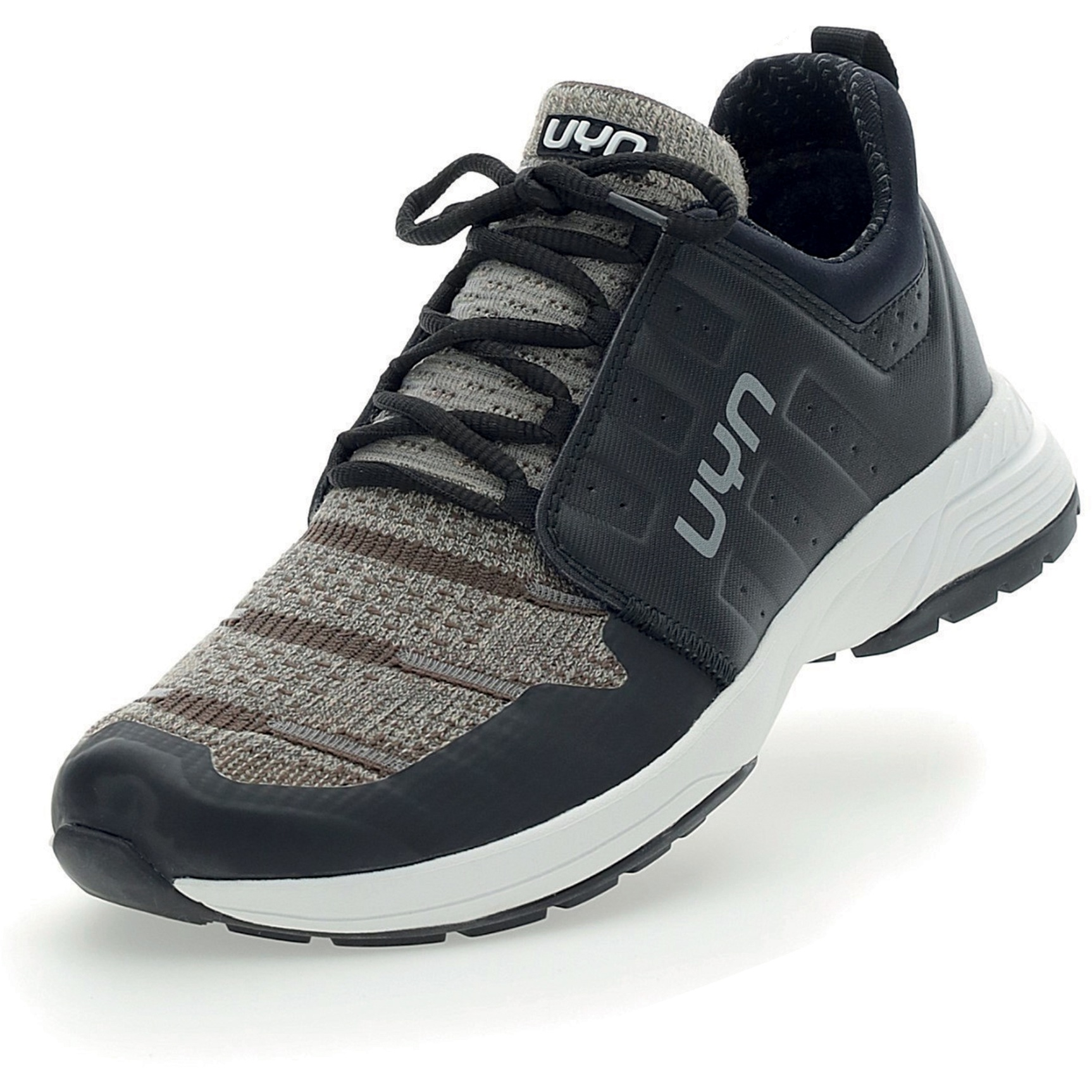 UYN Air Dual EVO Running Shoes - Brown
