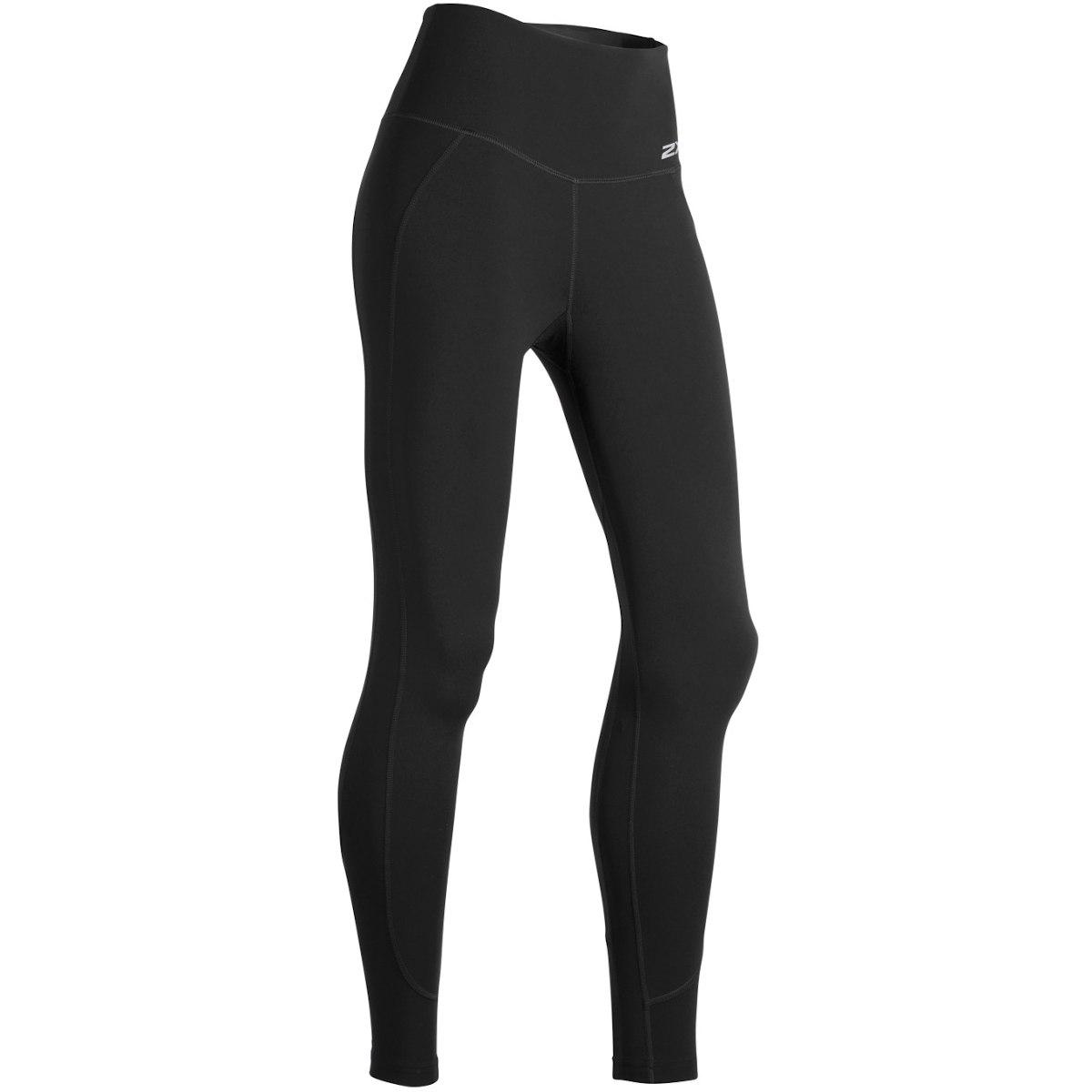 2XU Women's Fitness Hi-Rise Compression Tights - black/black