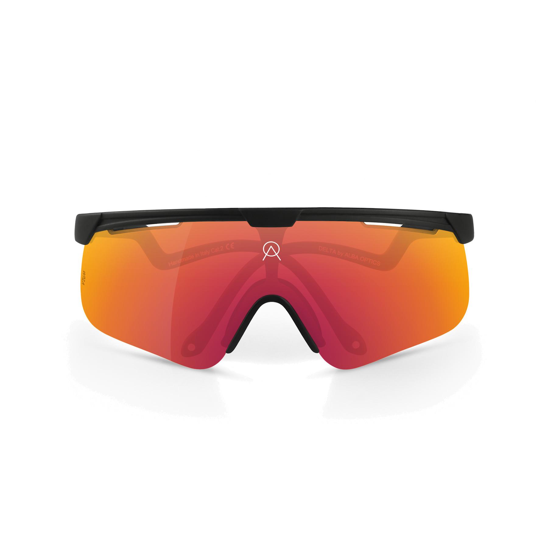 ALBA Delta Black / VZUM ML LAVA Glasses