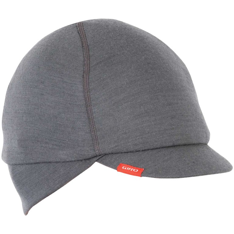 Image of Giro Merino Seasonal Wool Cap - charcoal
