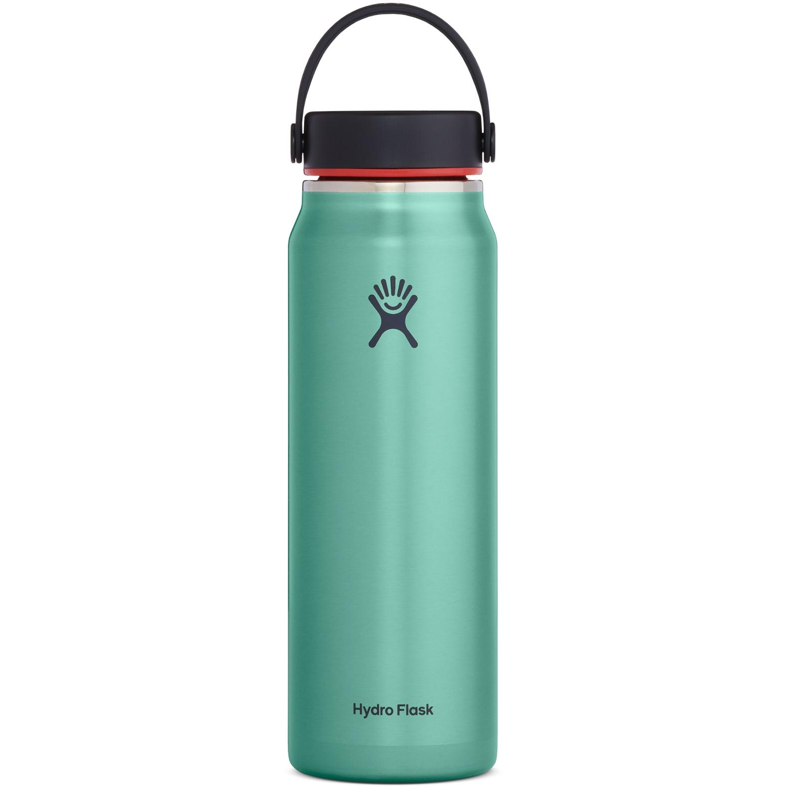 Produktbild von Hydro Flask 32oz Lightweight Wide Mouth Flex Cap Thermoflasche - 946ml - Topaz