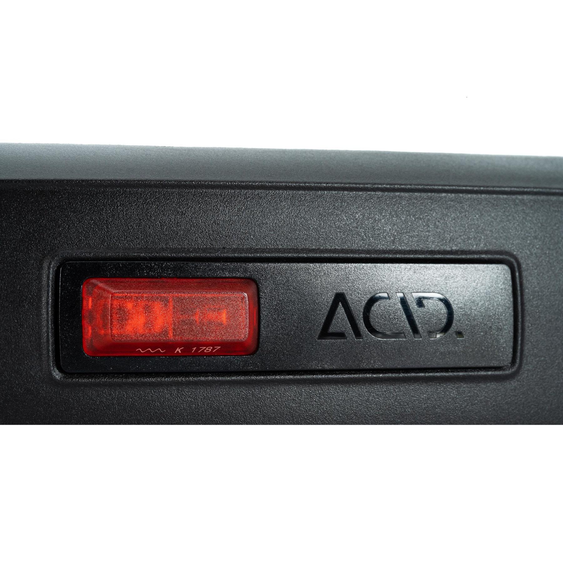 Image of CUBE ACID PRO-E Fender Rear Light - E-Bike - 12V - black