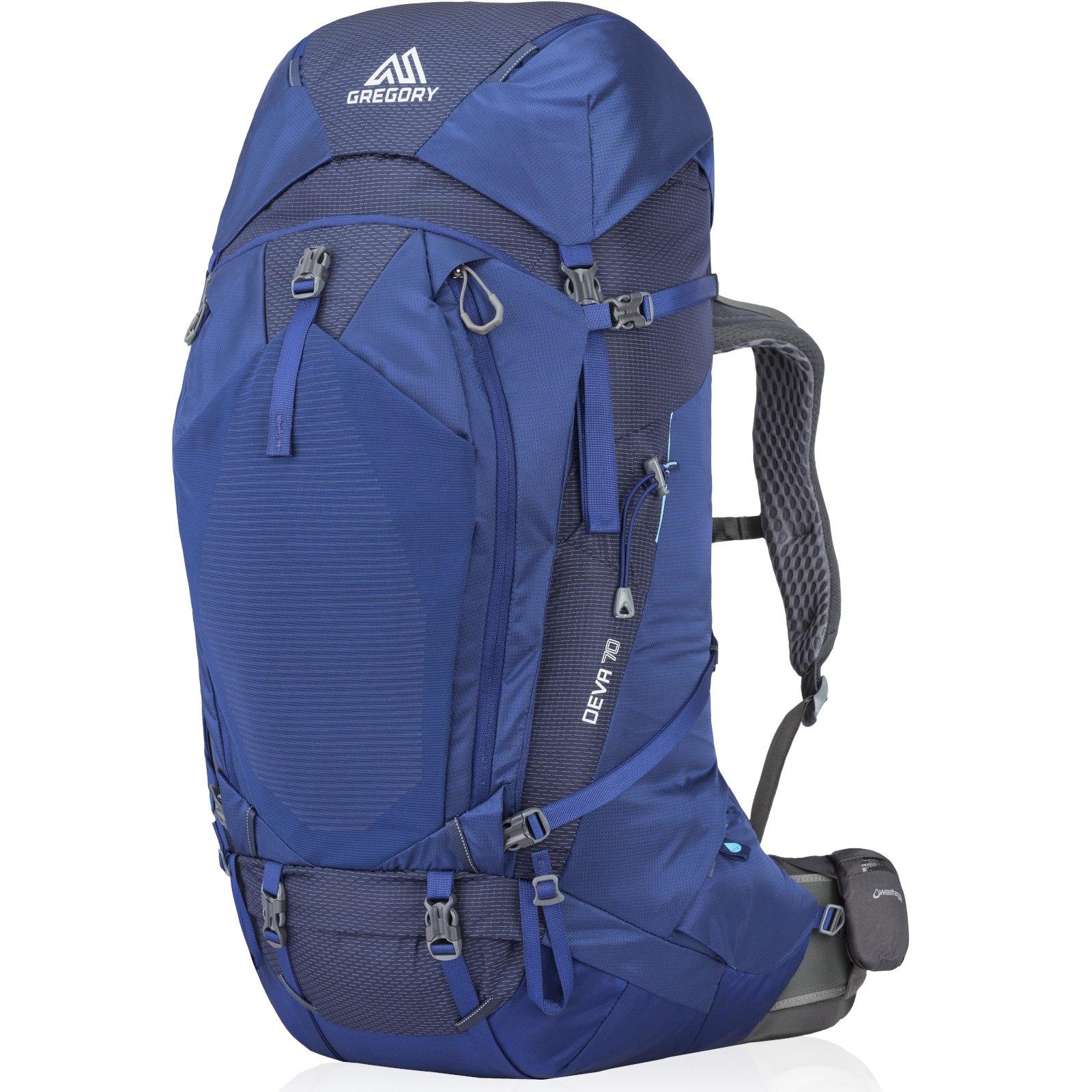 Gregory Deva 70 Women's Backpack - Nocturne Blue