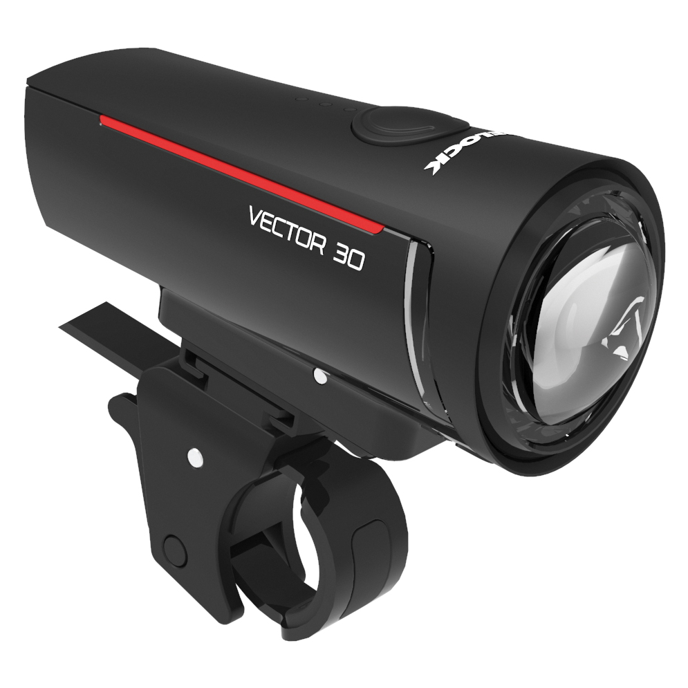 Trelock LS 300 I-GO Vector 30 Front Light