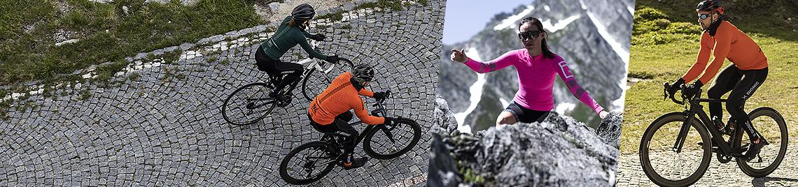 X-Bionic – Extraordinaria ropa funcional para ciclistas, corredores, esquiadores y gente activa