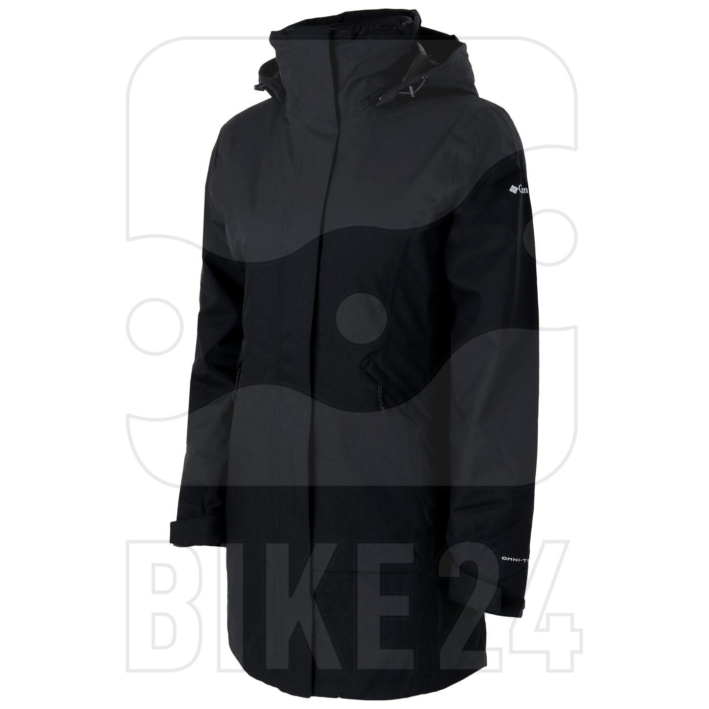 Columbia Pulaski Interchange Jacket Women - Black