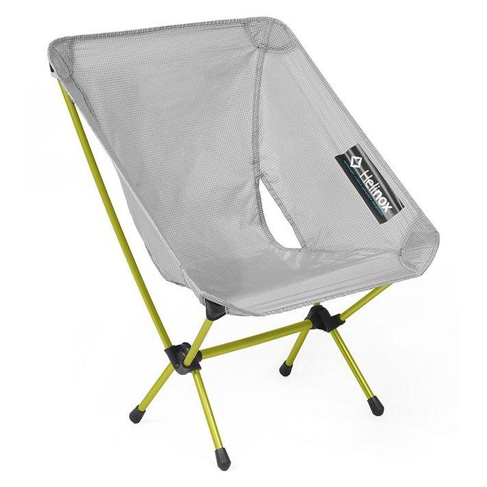 Foto de Helinox Chair Zero Silla de camping - Grey / Melon