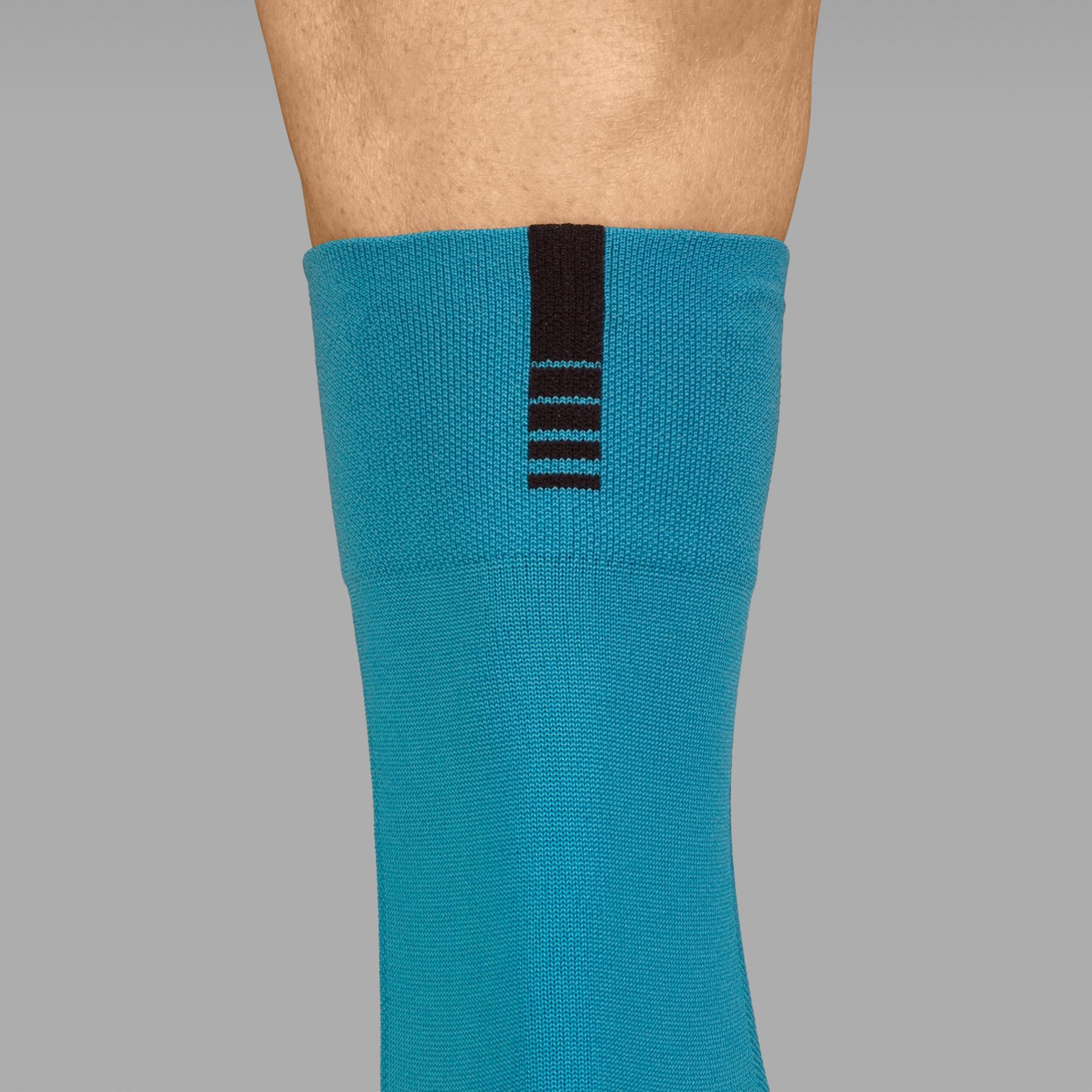 Image of GripGrab Lightweight SL Sock - Blue