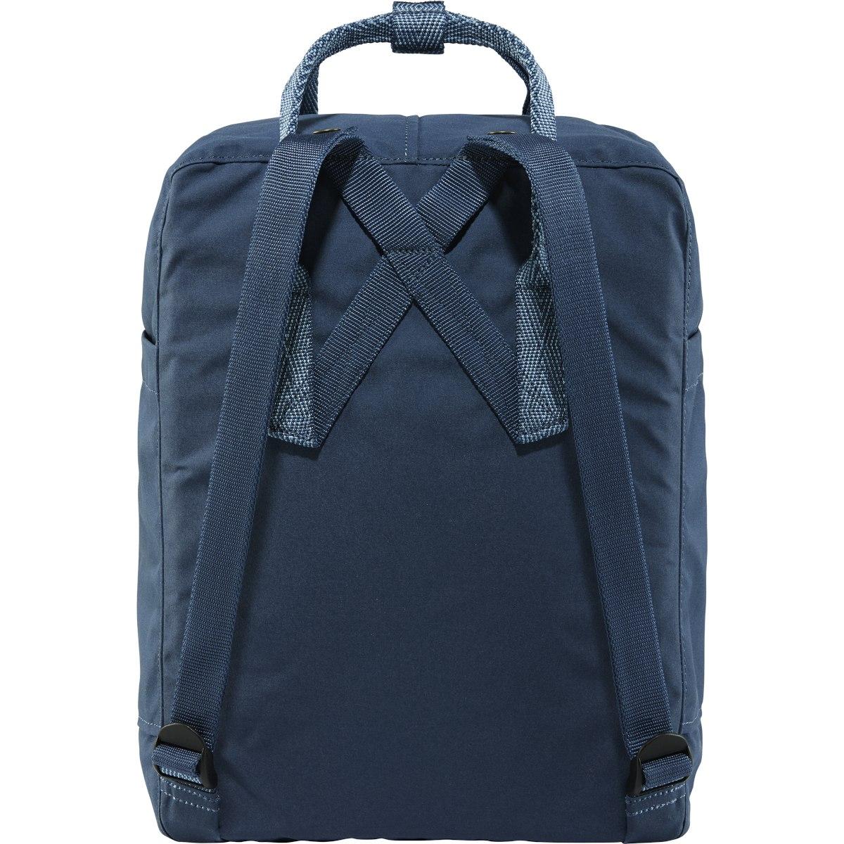 Image of Fjällräven Kanken Backpack - royal blue-goose eye