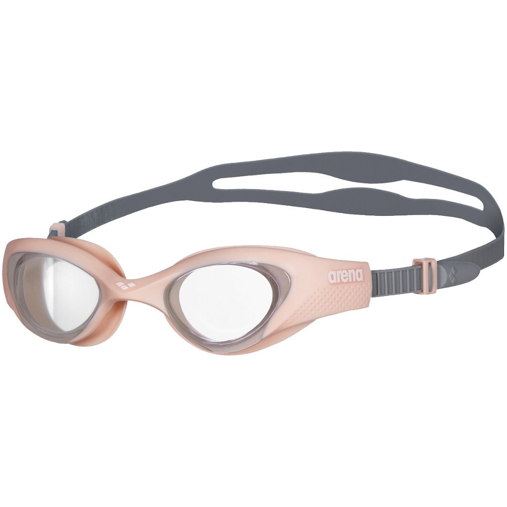 arena The One Clear/Apricot/Warm Grey Damen Schwimmbrille