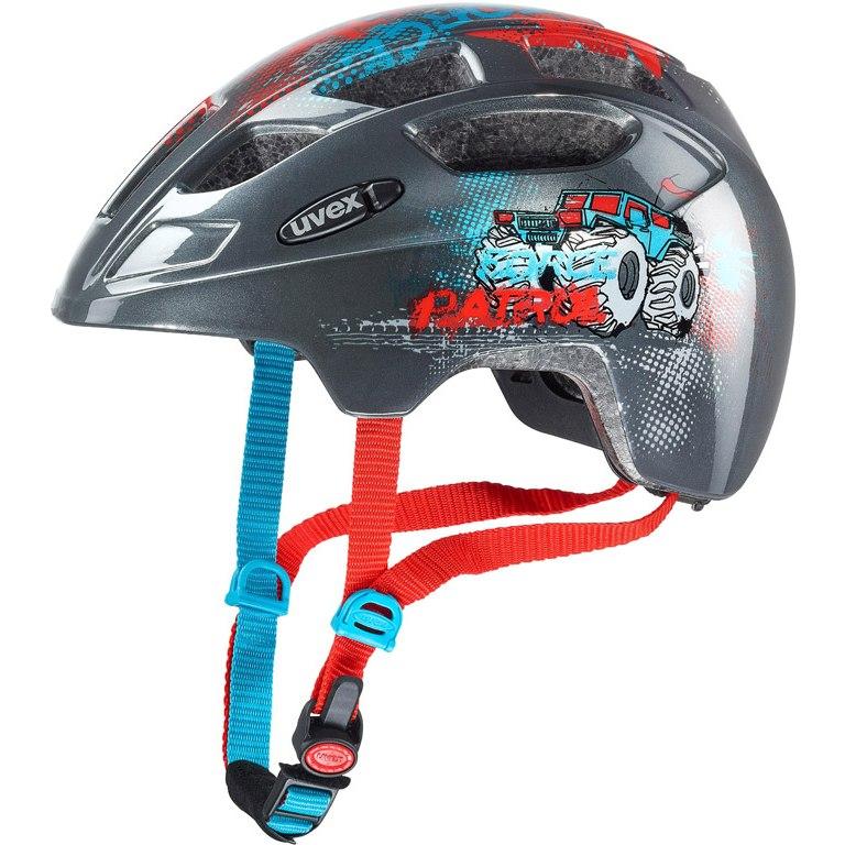 Uvex finale junior Kids Helmet (51-55 cm) - force patrol