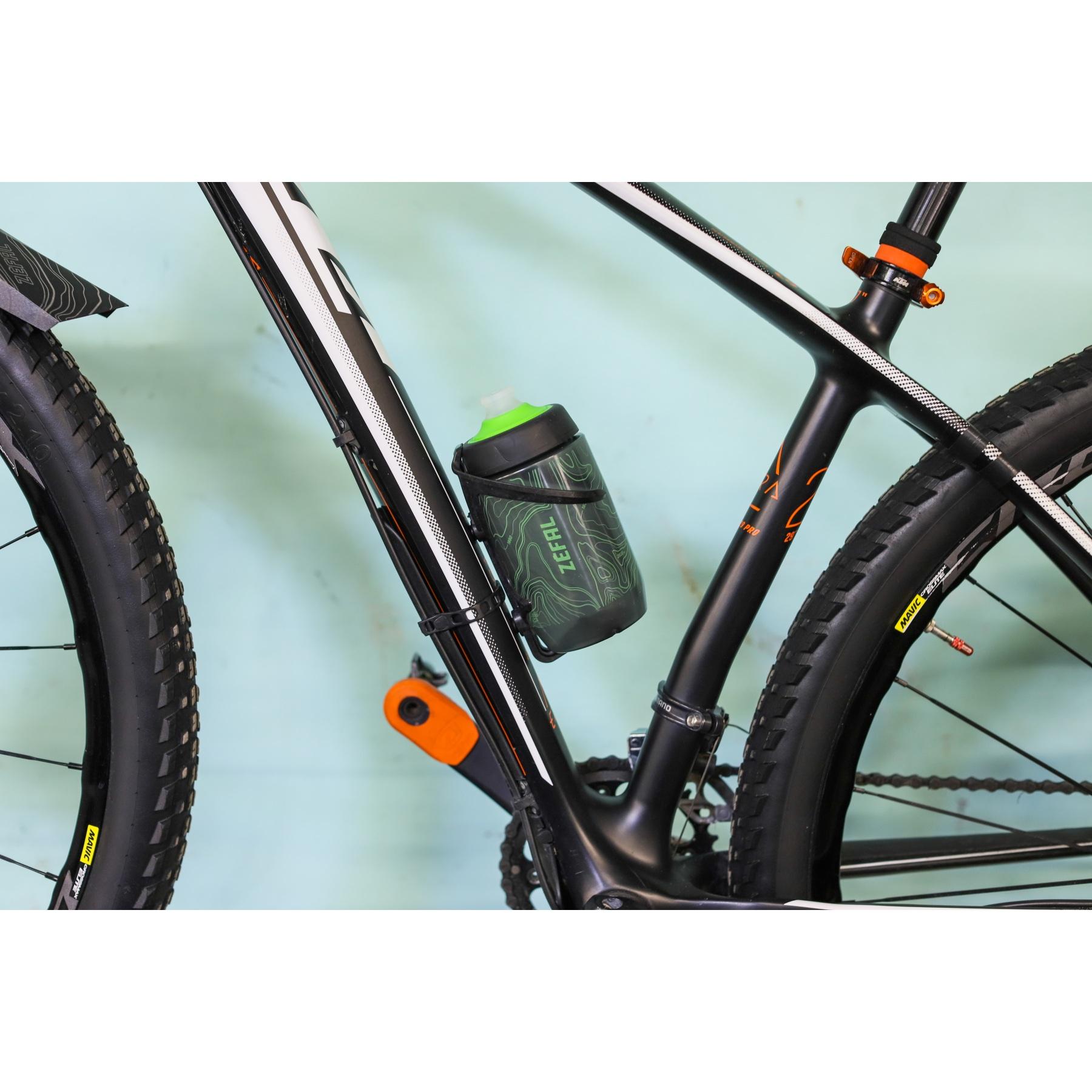 Bild von Zéfal Sense Pro50 Trinkflasche 500ml - black green