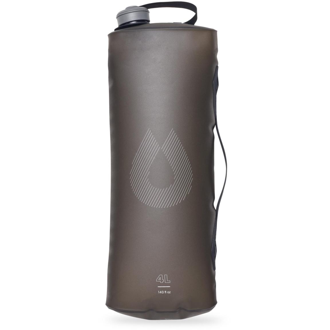 Produktbild von Hydrapak Seeker™ 4L Faltbehälter - mammoth grey