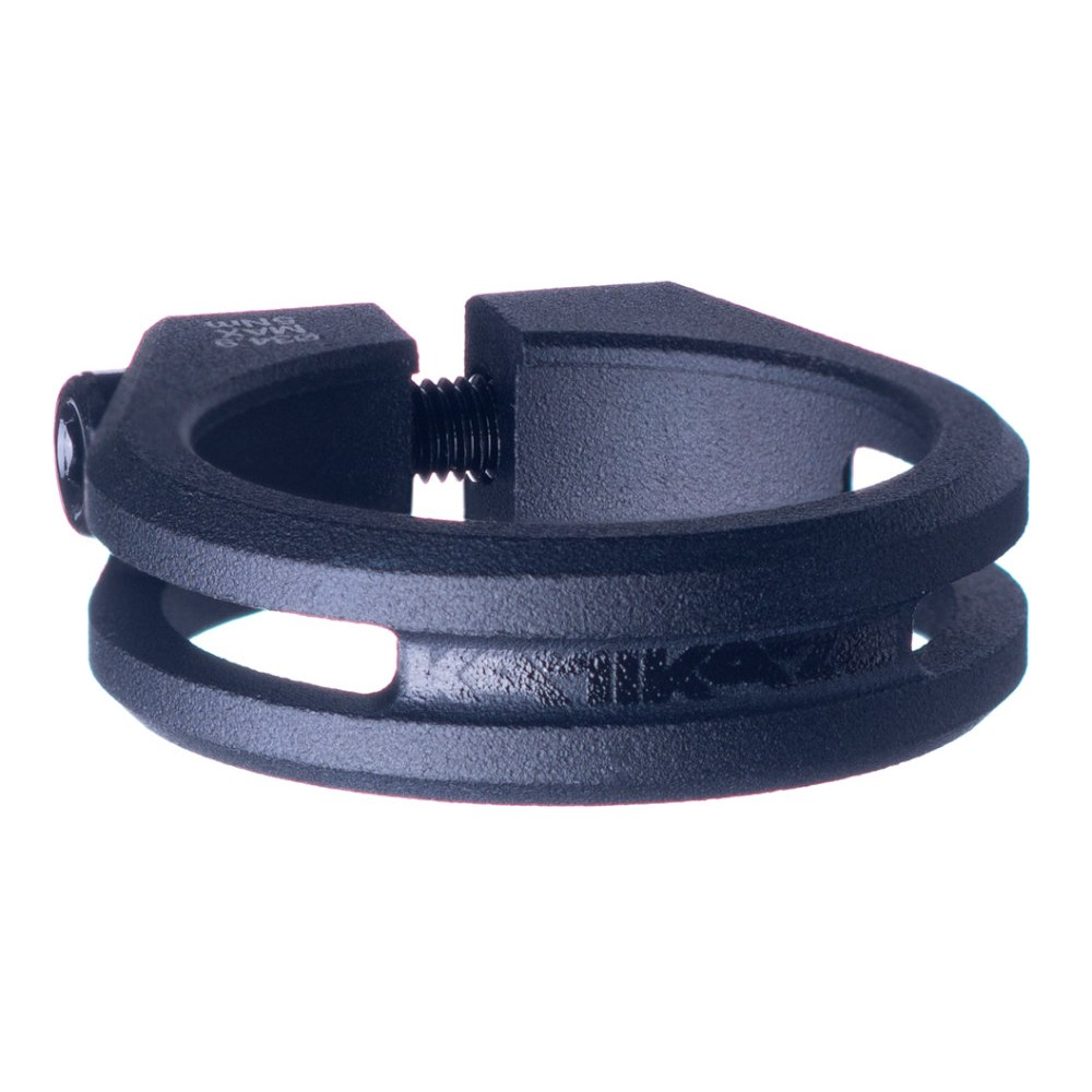 Sixpack Kamikaze Seatclamp - stealth black