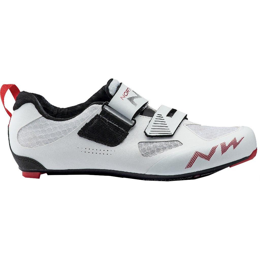 Produktbild von Northwave Tribute 2 Carbon Triathlonschuhe - white 50