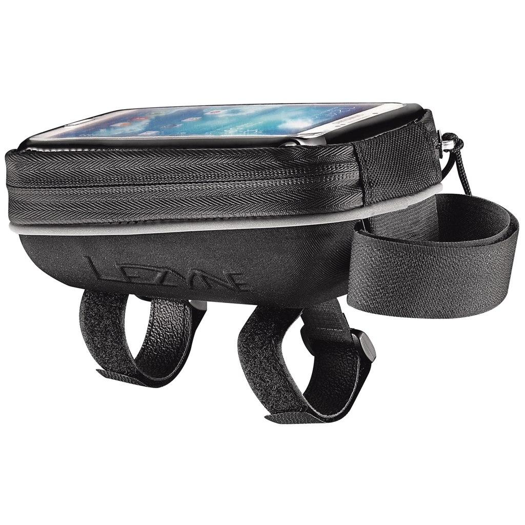 Lezyne Smart Energy Caddy Frame Bag for Smartphone - black