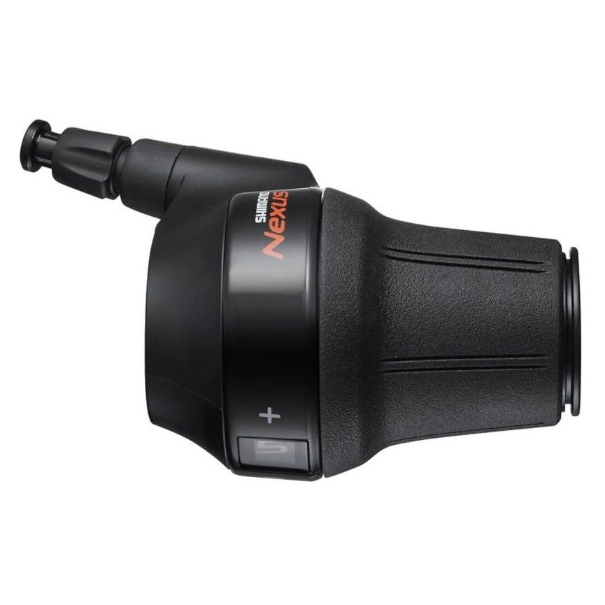 Shimano Nexus SL-C7000-5 Revoshift Drehgriffschalter - 5-fach - rechts - schwarz