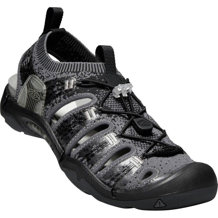 KEEN Evofit One Men's Sandal - Heathered Black / Magnet