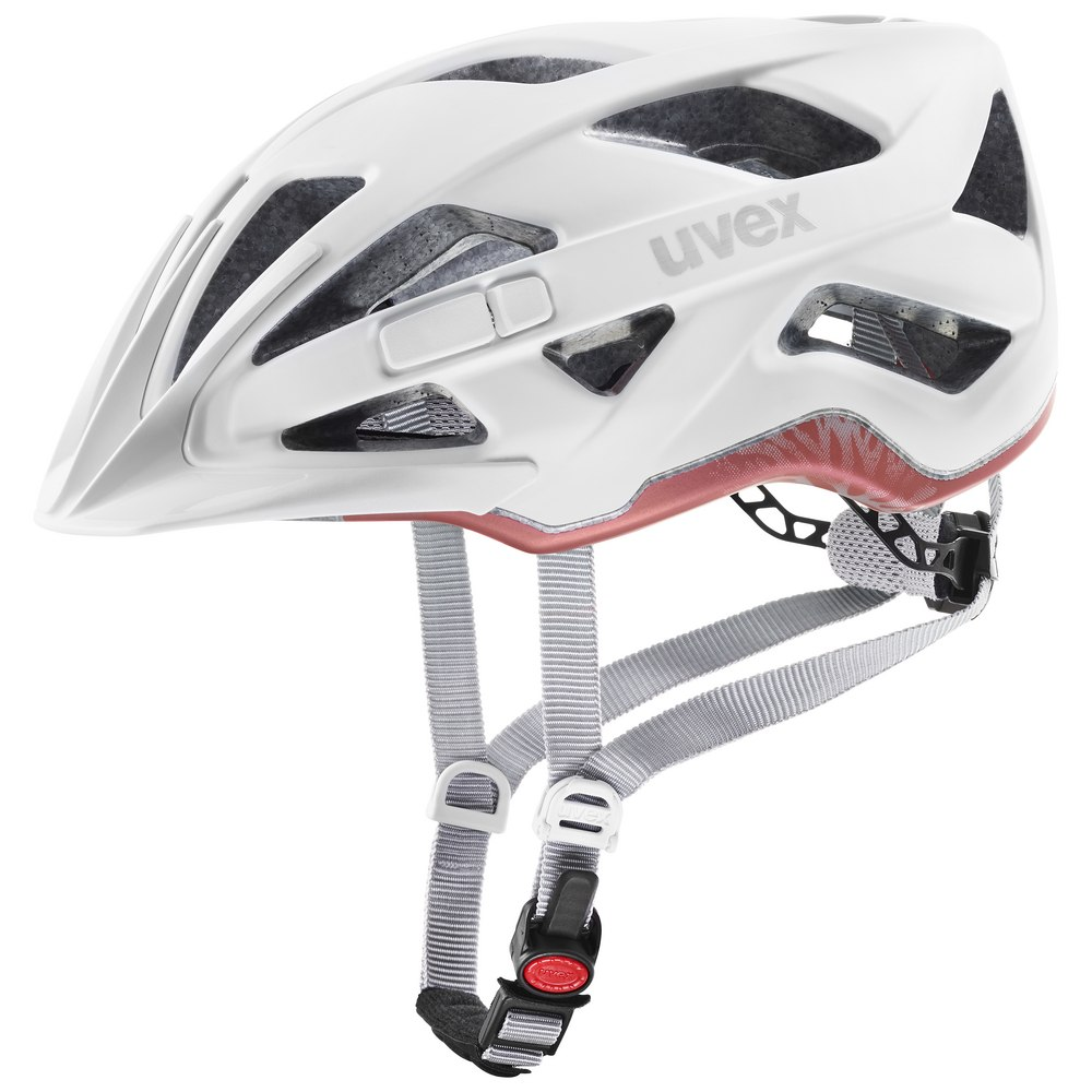 Bild von Uvex active cc Helm - white mat
