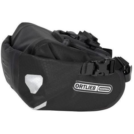 ORTLIEB Satteltasche Two 1.6L - black matt