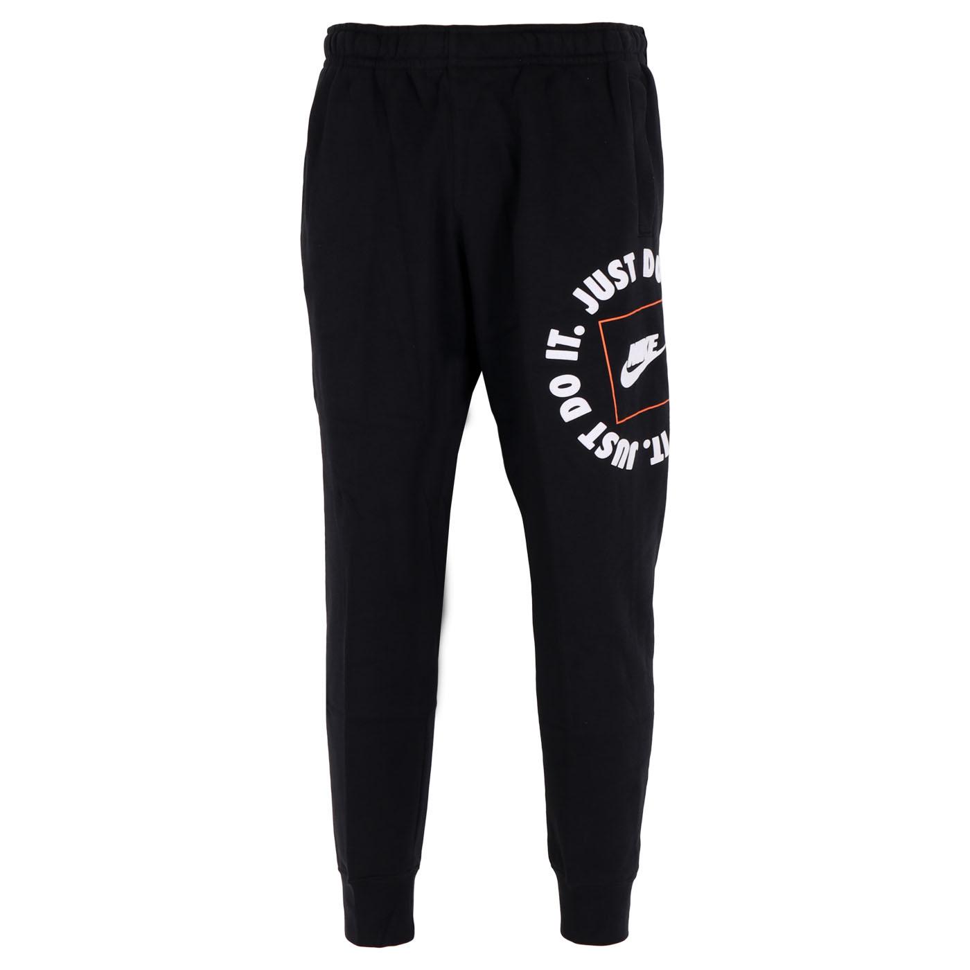 Produktbild von Nike Sportswear JDI Fleece Hose - black/black DA0144-010