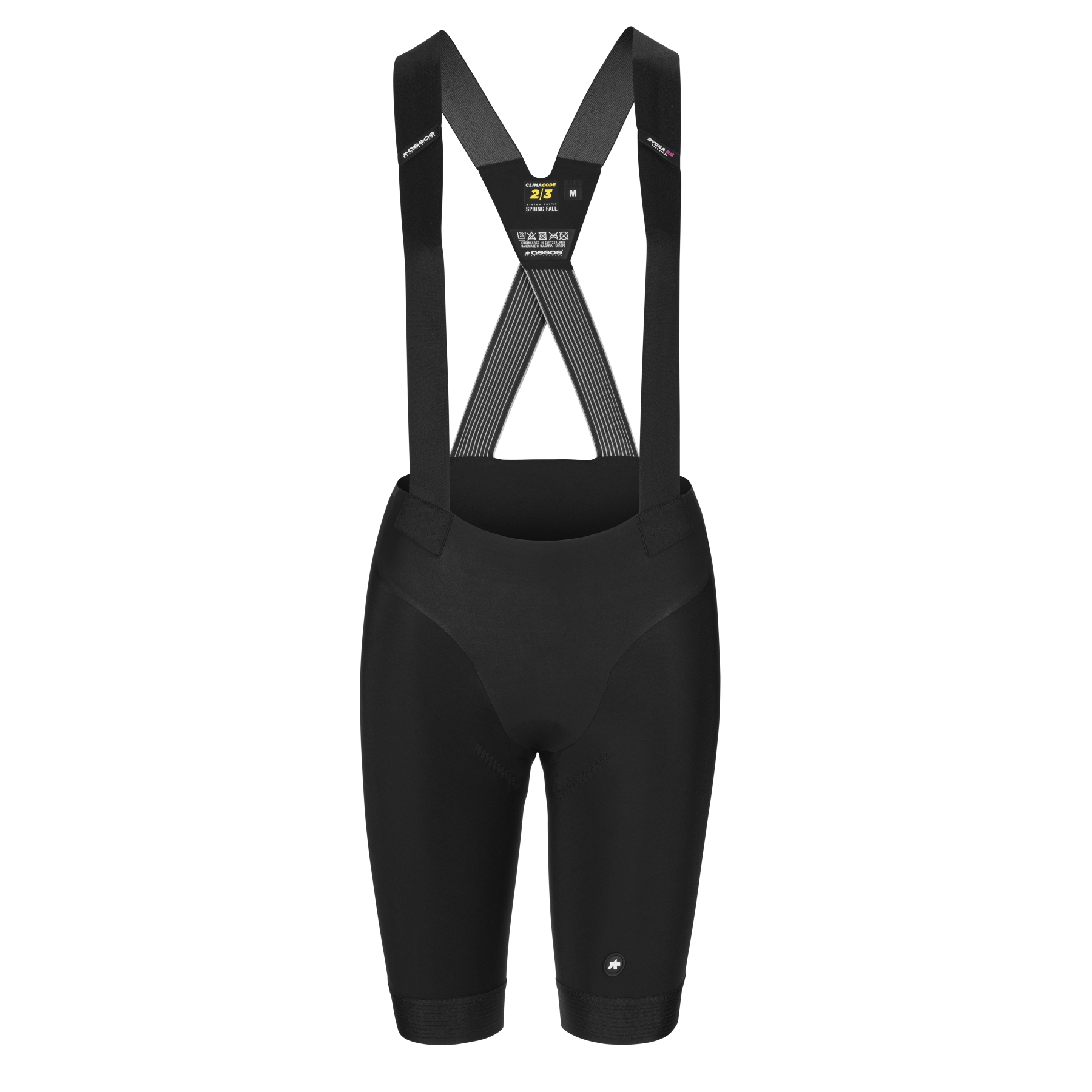 Bild von Assos DYORA RS Spring Fall Bib Shorts S9 - black series