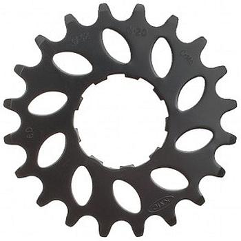 "Image of KMC Sprocket R Nuvinci Wide - 1/2"" X 1/8"" - 20t - black"