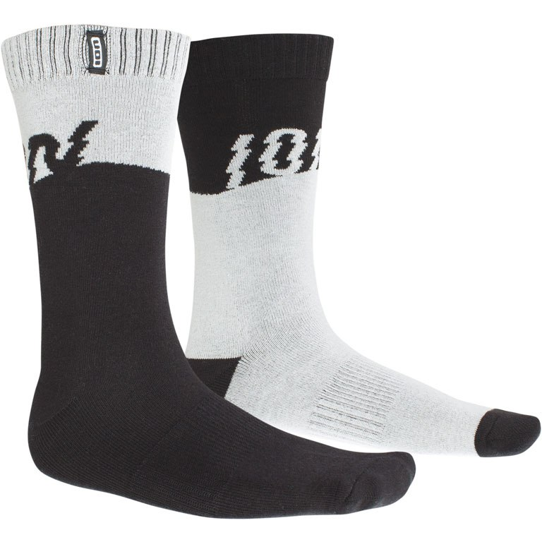 ION Bike Unisex Socken Scrub - Black
