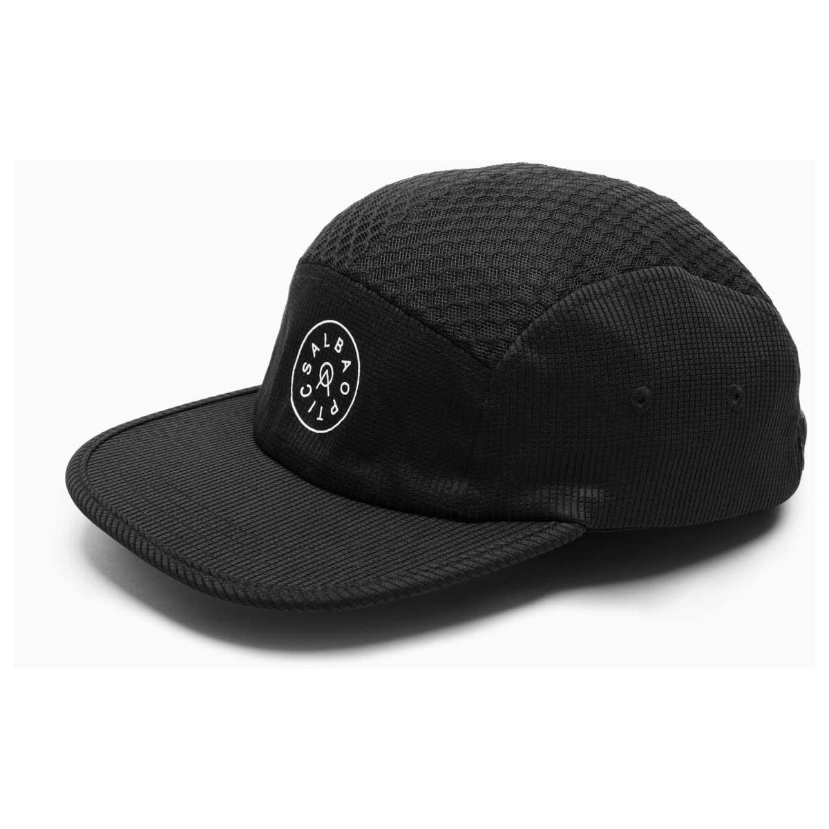 Produktbild von ALBA 5 Panel Hat - Cap - schwarz