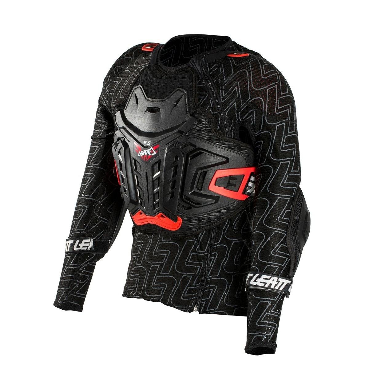 Produktbild von Leatt Body Protector 4.5 Junior - black
