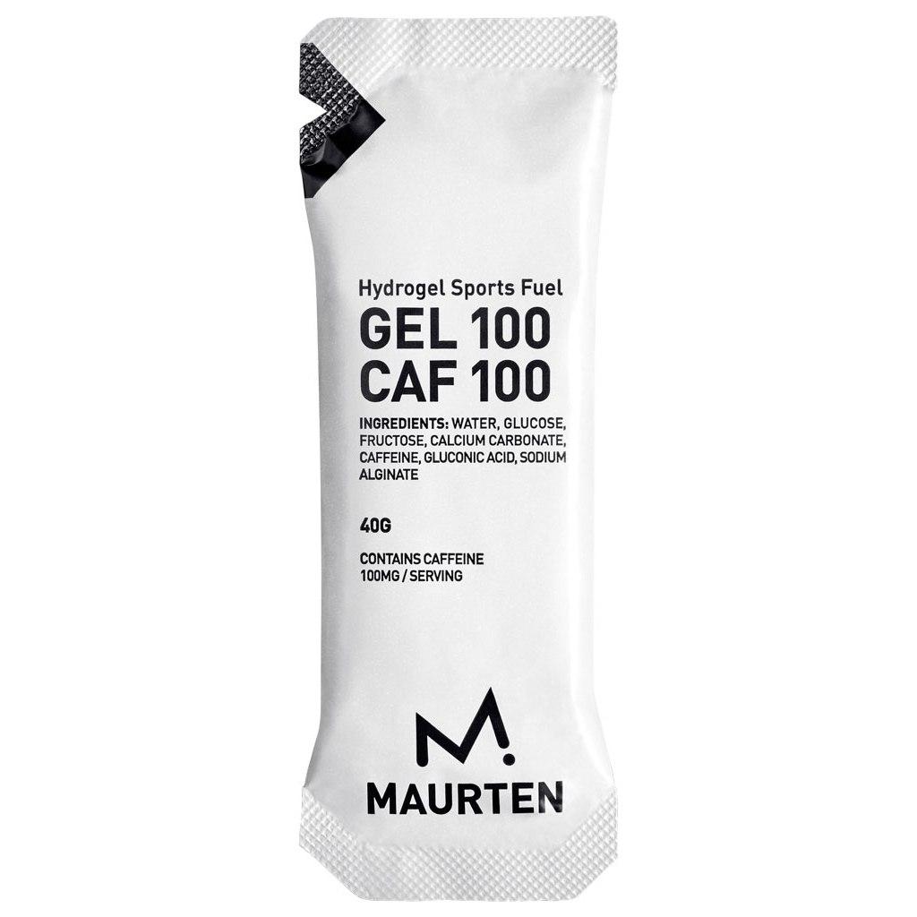 Produktbild von MAURTEN Gel 100 CAF 100 mit Kohlenhydraten + Koffein - 40g
