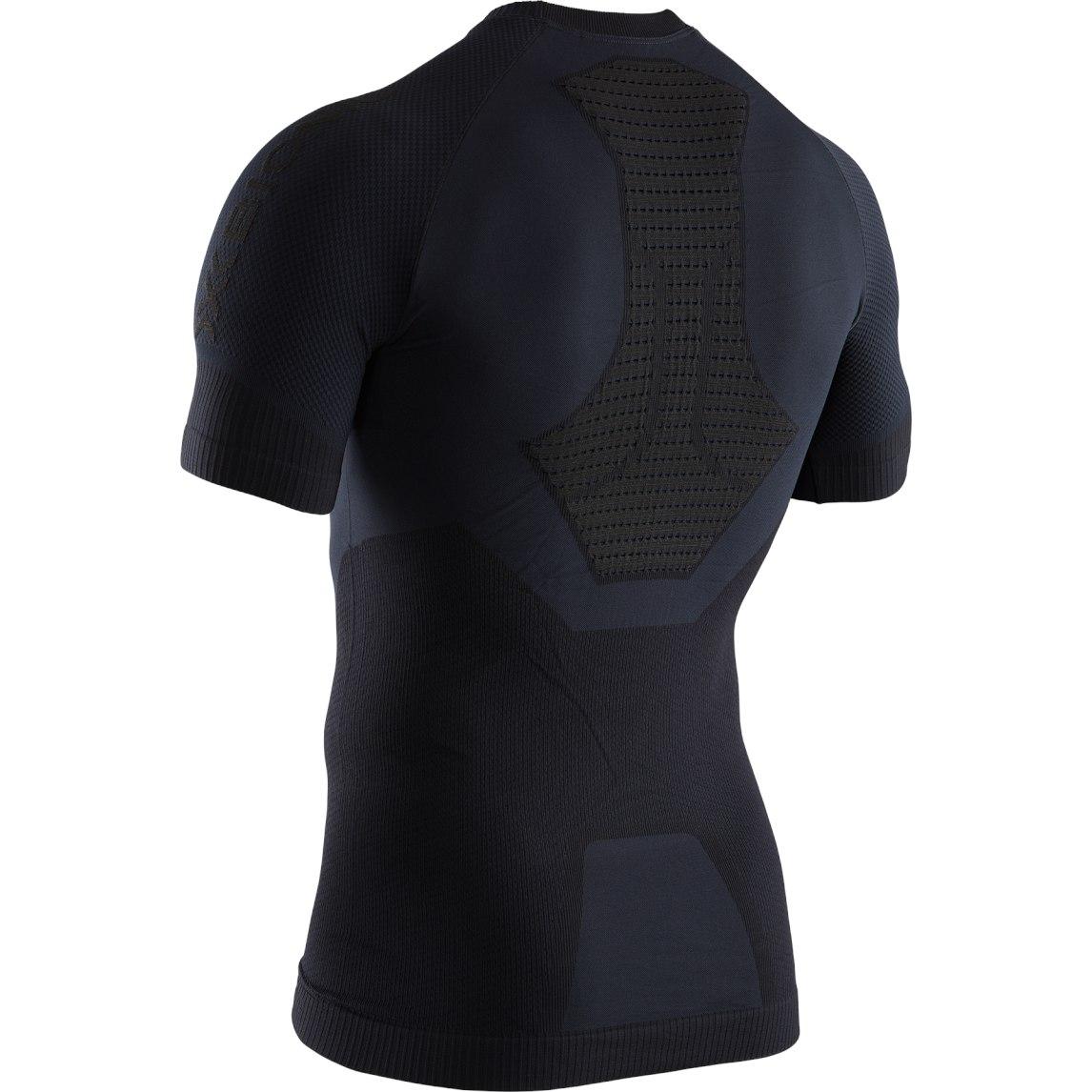 Bild von X-Bionic Invent 4.0 Run Speed Kurzarm-Laufshirt für Herren - opal black/arctic white