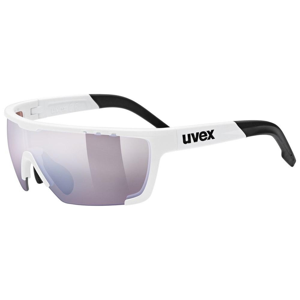 Uvex sportstyle 707 colorvision - white/litemirror outdoor Brille