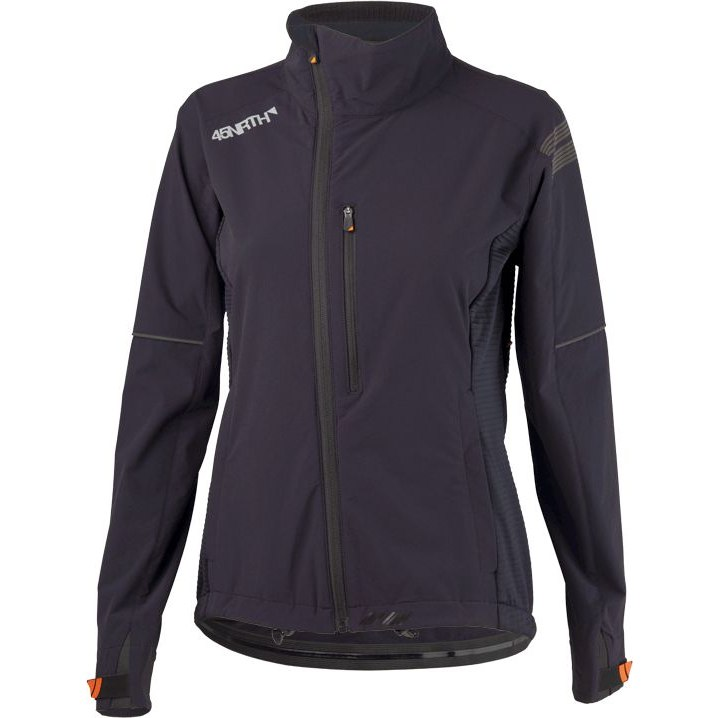 45NRTH Naughtvind Winter Women Softshell Jacket - black