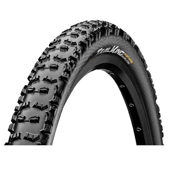 Continental Trail King ShieldWall MTB Folding Tire - 27.5x2.4 Inches