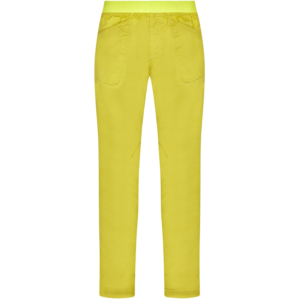 La Sportiva Roots Pants - Kiwi/Citrus