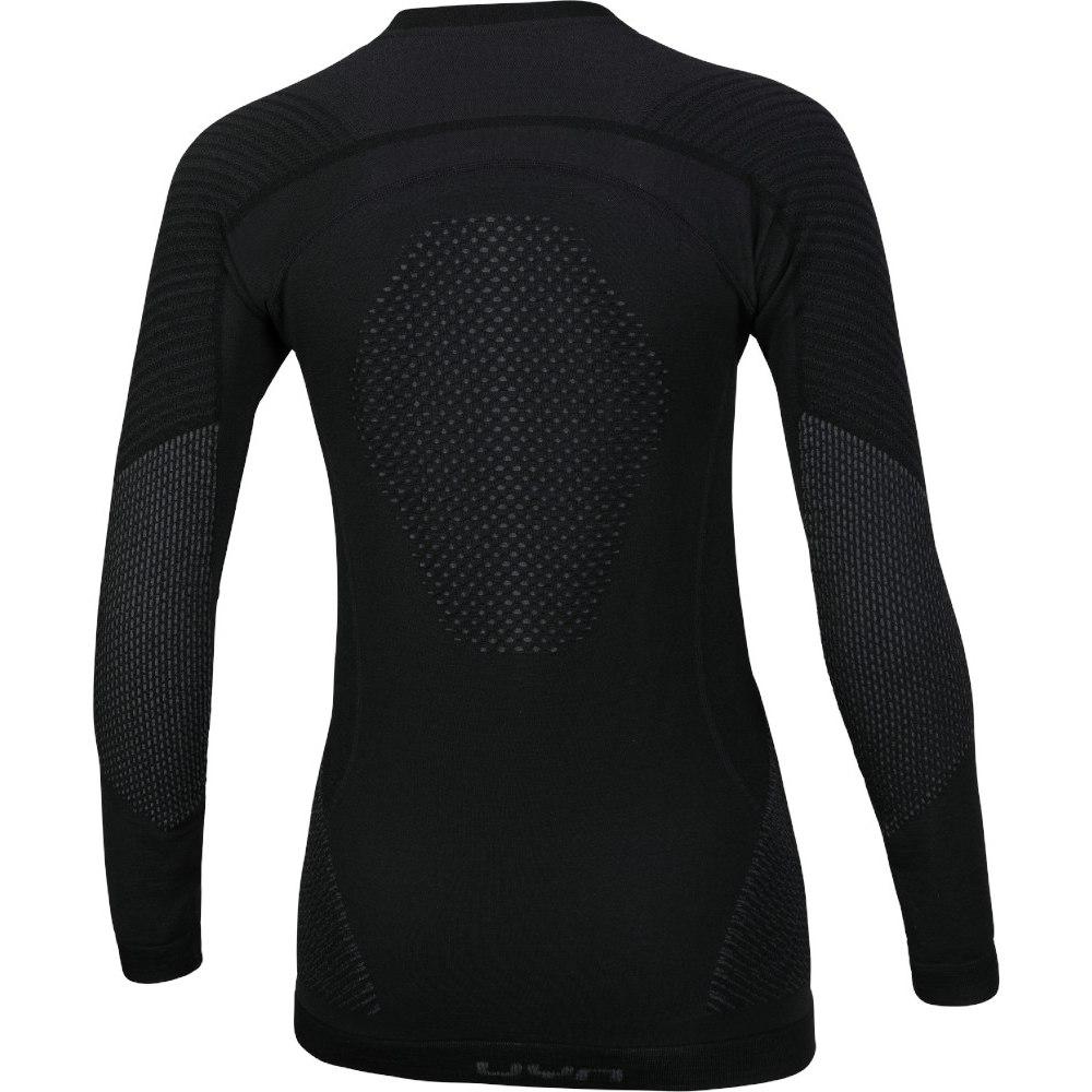 Bild von UYN Fusyon Underwear Langarmshirt Damen - Black/Anthracite/Anthracite