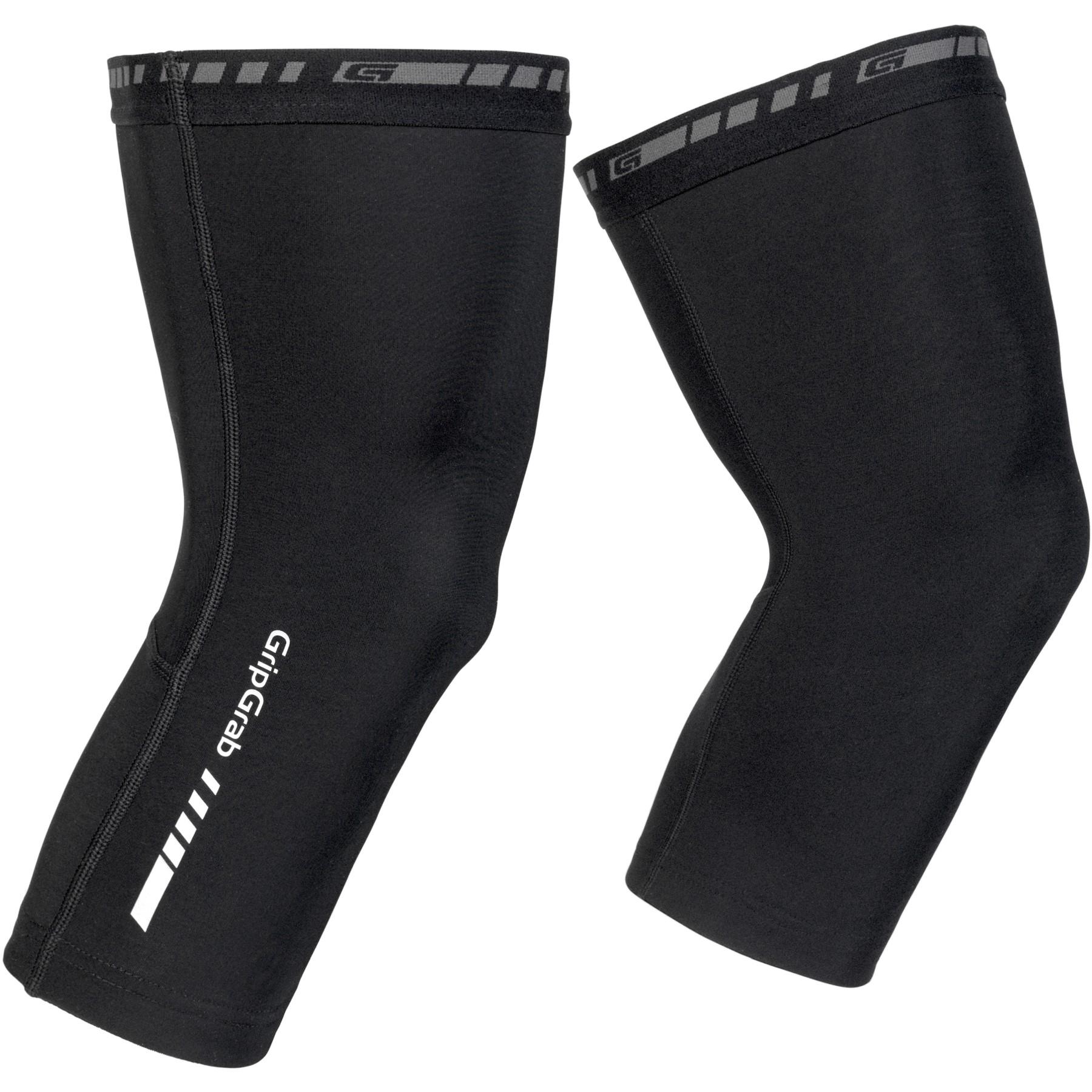 Produktbild von GripGrab Classic Thermal Knielinge - black