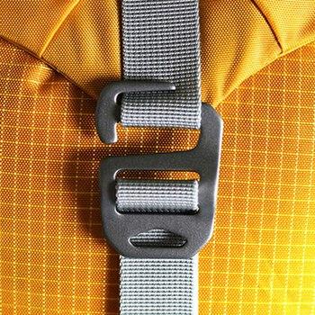 Image of Lowe Alpine AT Kit Bag 90 - Anthracite/Tangerine
