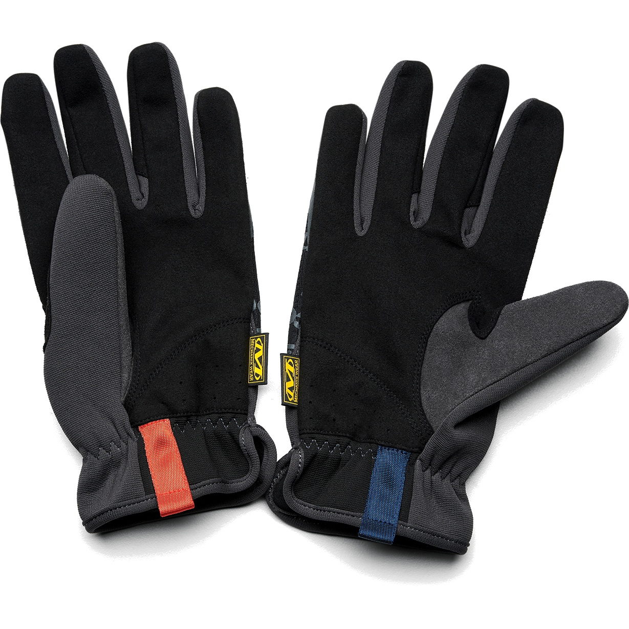 Imagen de 100% Mechanix Wear FastFit Guantes de Taller - black