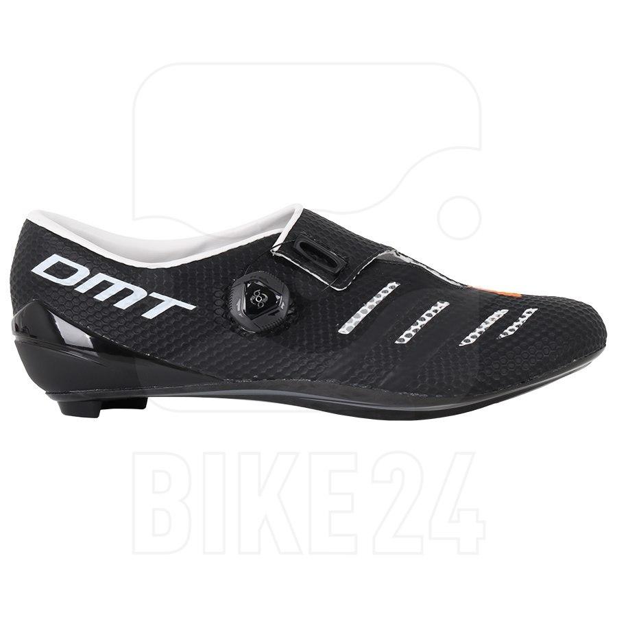 DMT DTR1 Triathlon Shoe - black/white/orange