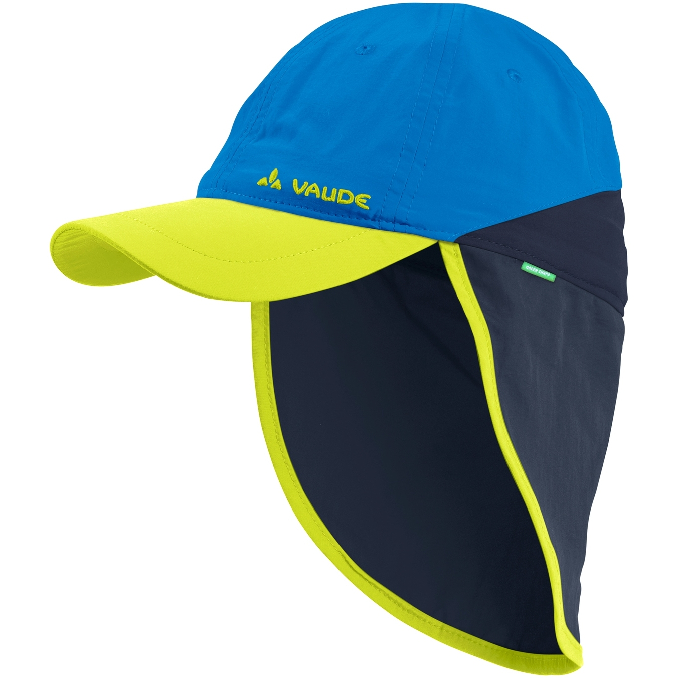 Vaude Kids Sahara Cap III - radiate blue