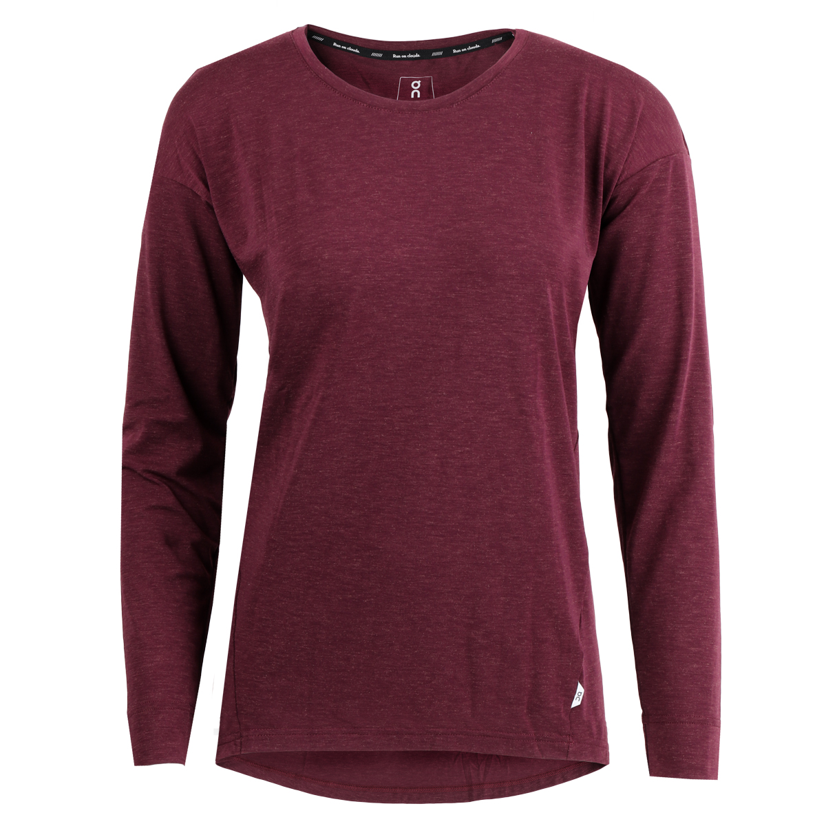 Produktbild von On Comfort Long-T Damen Langarm-Laufshirt - Mulberry
