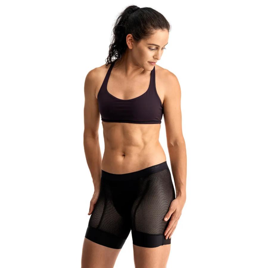 Imagen de 7mesh Foundation Shorts Pantalones interiores para mujer - Black