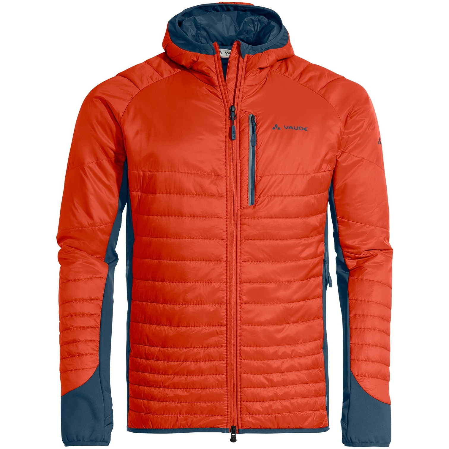 Vaude Men's Sesvenna Jacket III - glowing red